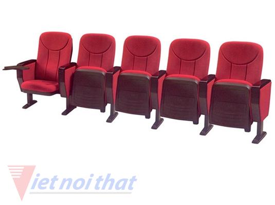 Ghế hội trường cao cấp TC01B băng 5 chỗ