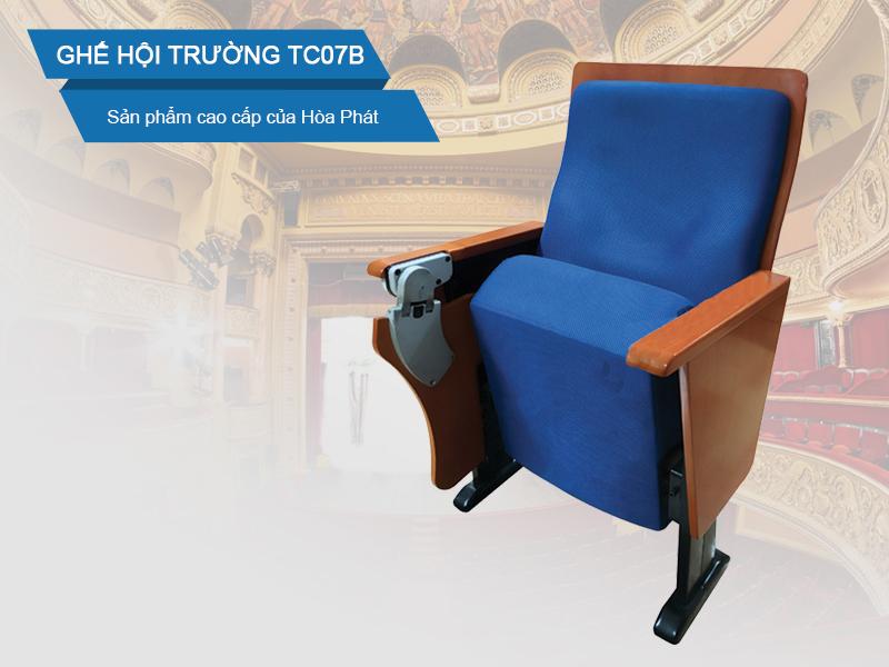 Ghế hội trường cao cấp TC07B