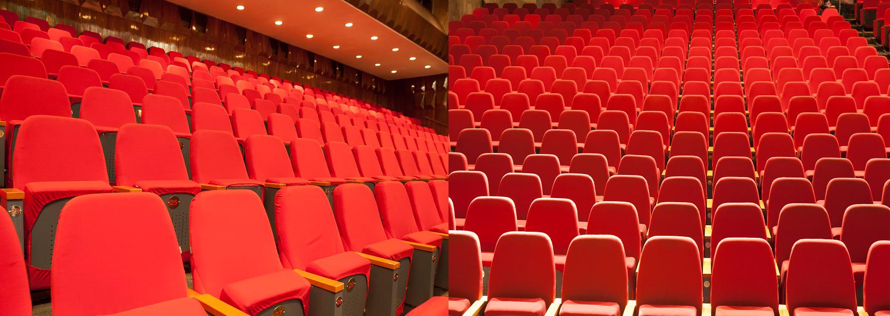 Phân phối số lượng lớn ghế hội trường giá rẻ